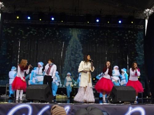 От Николая до Рождества. Майдан Независимости 2010г.