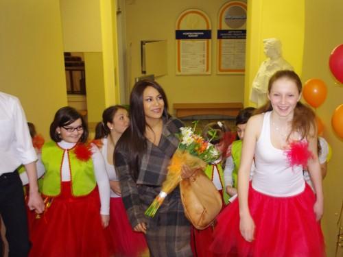 Любимая нами, украинская эстрадная певица - Гайтана