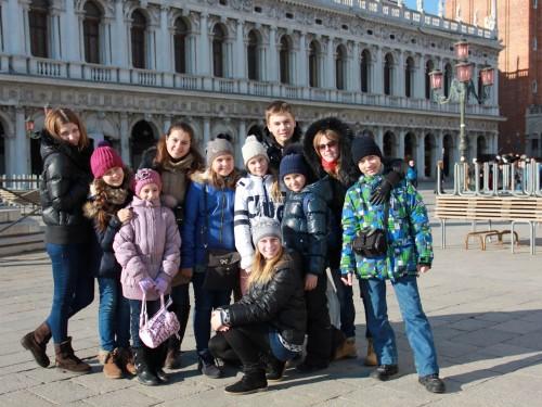 14. Венеция. Площадь святого Марка